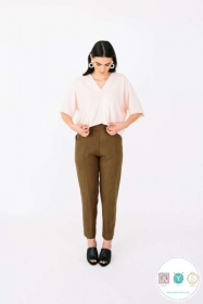 Papercut Patterns - Palisade Pants - Ladies Sewing Pattern - Dressmaking