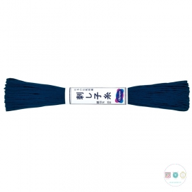 Olympus Sashiko Thread - Navy Blue ST-11 - Blue Embroidery Thread