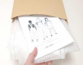 Gift Idea - Sewing Pattern Storage