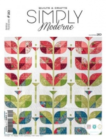 Simply Moderne No. 20 - Quilts & Crafts - Quilting Magazine - Books - Gifts