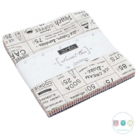 Sweet Tea Moda Charm Pack by Sweetwater - Pre-Cuts - Patchwork & Quilting