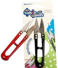 Thread Snips - 4cm Stainless Steel Blades - sewing Tools