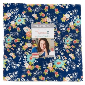 Tuppence Layer Cake - Pre-cut Fabric Square Pack - by Shannon Gillman Orr for Moda - Patchwork & Quilting