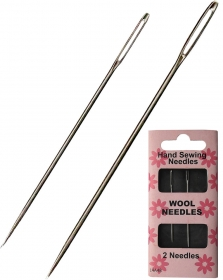 V&A Wool Needles - Hand Sewing Needles