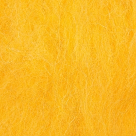 Yellow - 50g Felt Wool for Wet and Dry Needle Felting