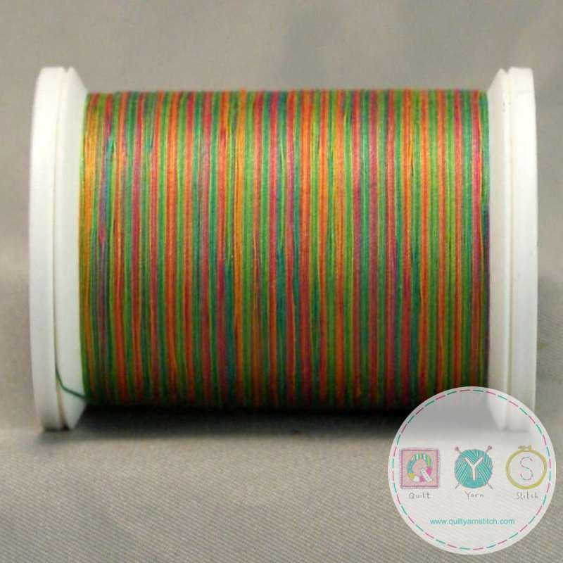 YLI Quilting Thread - Rio de Janeiro V71 Variegated