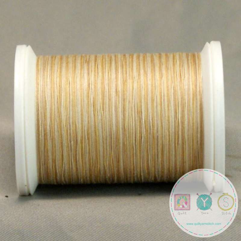 YLI Machine Quilting Cotton Thread - V81 Pyramids of Giza Thread - Cream and White