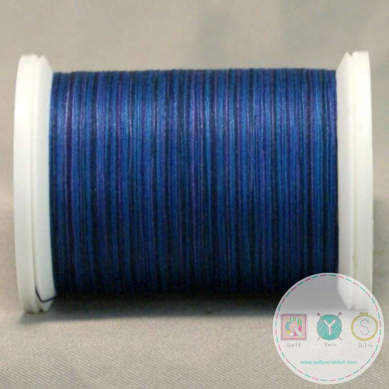 YLI Machine Quilting Cotton Thread - V85 Nordic Fjord - Blue - Sewing Thread