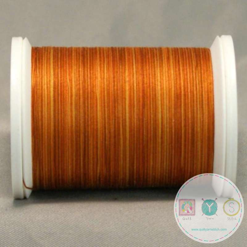 YLI Machine Quilting Cotton Thread - V88 Aspen Gold Thread - Deep Yellow