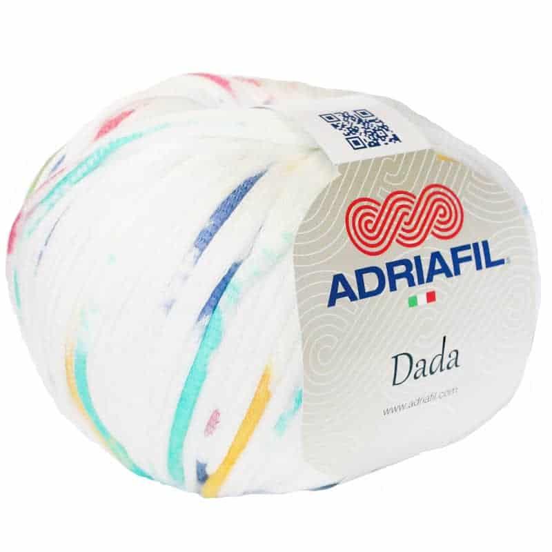 Yarn - Dada Chunky by Adriafil - Vivid Fancy Colour 40