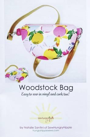 Woodstock Bag Sewing Pattern by Natalie Santini