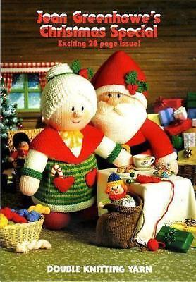 Jean Greenhowe - Christmas Special - 28page Knitting Pattern Book