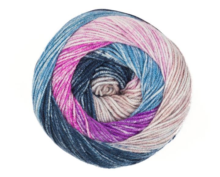 Yarn - Stylecraft Batik Swirl DK in Highland 3735