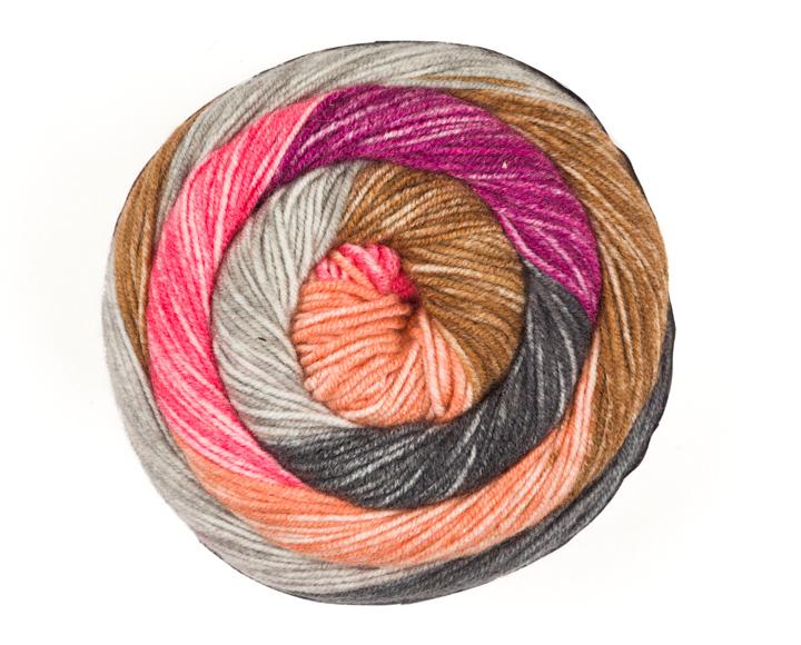 Yarn - Stylecraft Batik Swirl DK in Hedgerow 3738