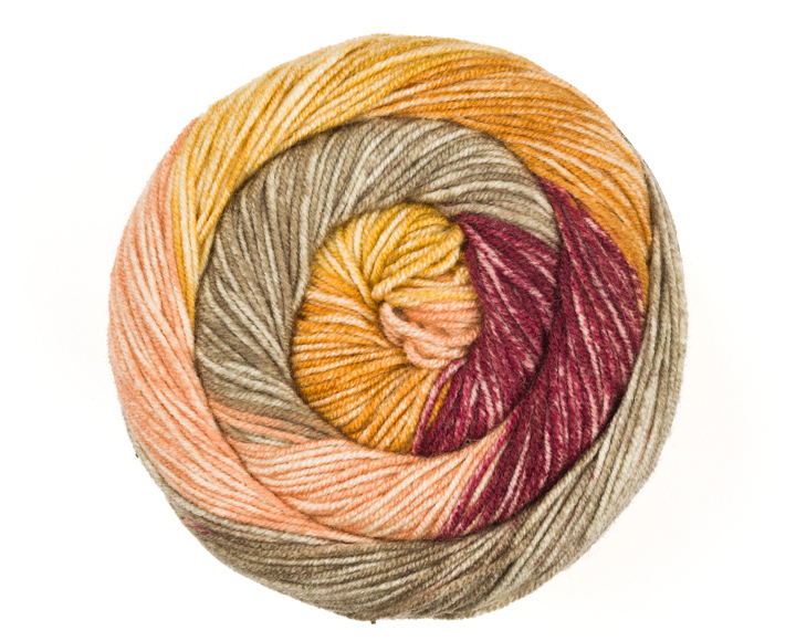 Yarn - Stylecraft Batik Swirl DK in Winter Woodland 3741