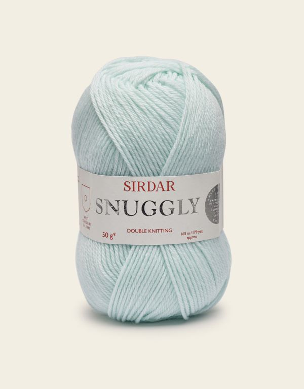 Yarn - Snuggly DK by Sirdar - Pearly Green 304