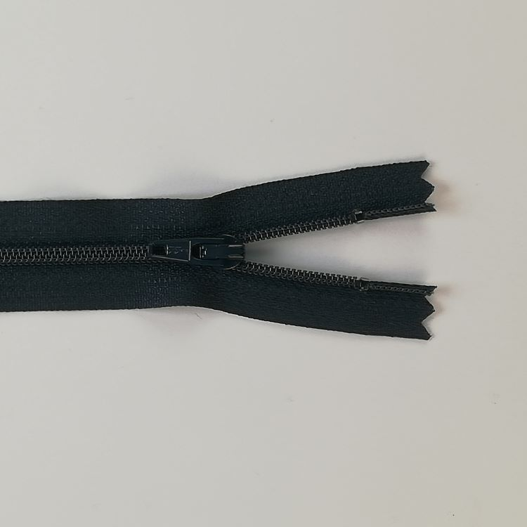 YKK Zip - 30cm Closed End Nylon - Navy