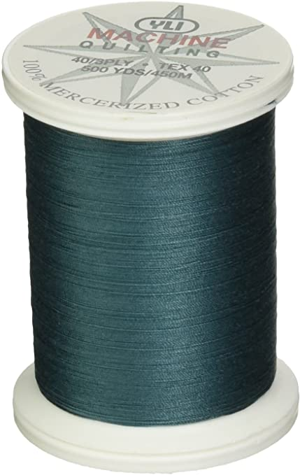 YLI Quilting Thread - Teal 024